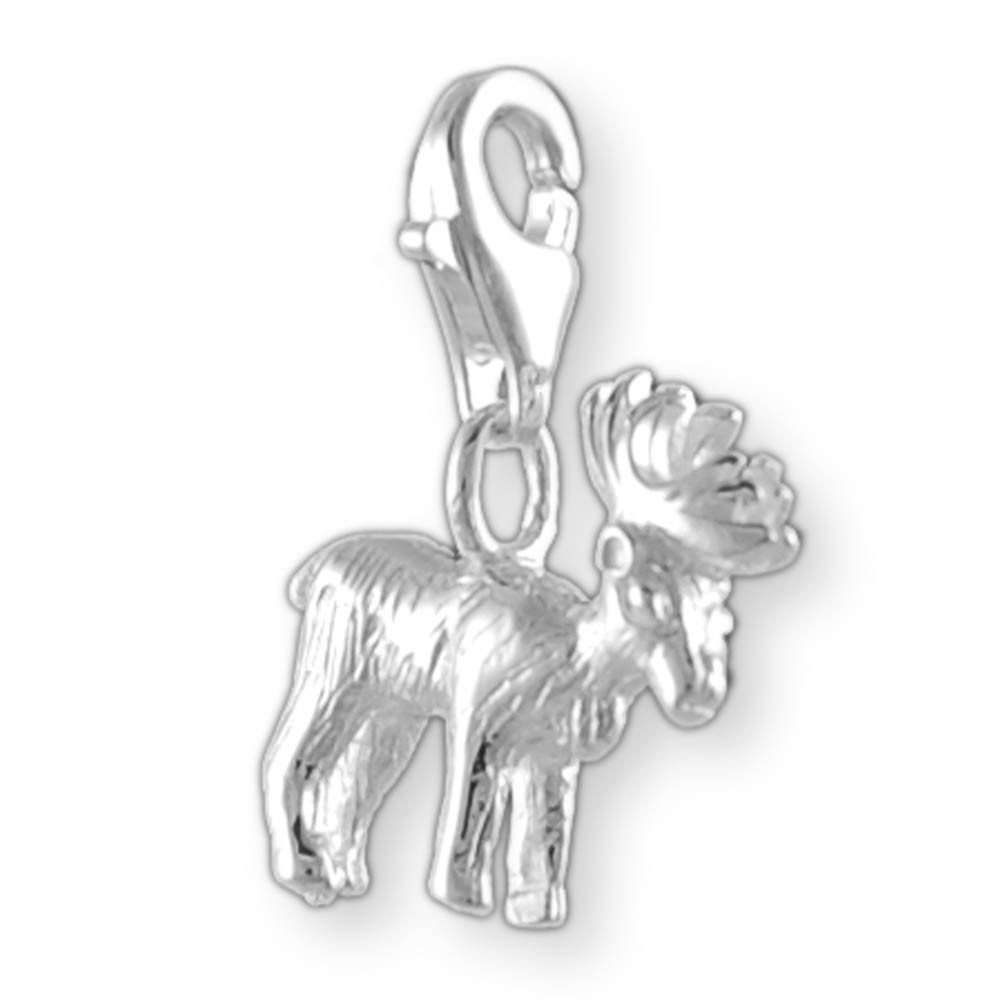 Melina charm anh nger hirsch silber 925 1800955 for Hirsch silber